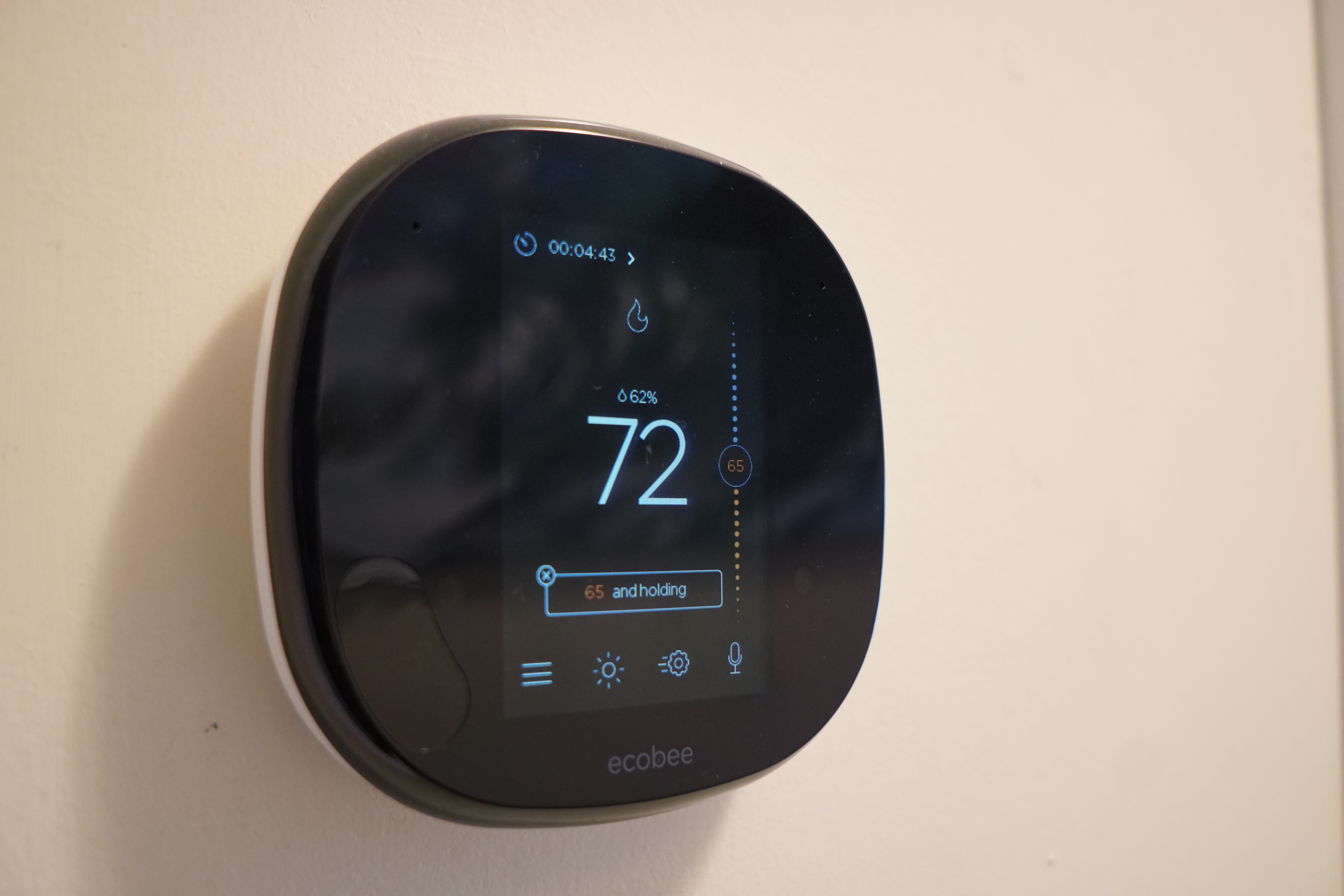 Review  Ecobee4 Packs Alexa And Google Home Control In A